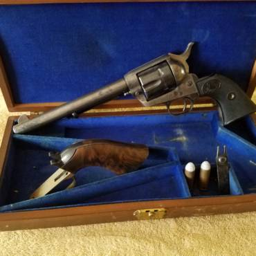 ANTIQUE GUNS RESTORED