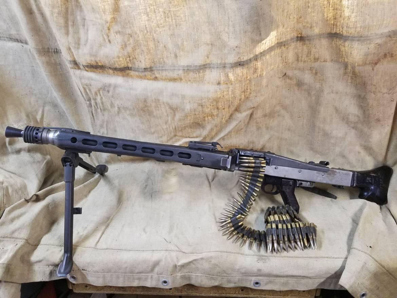 MG-34 – MG-43 – MG-53 SERVICE BUILDS & REPAIRS