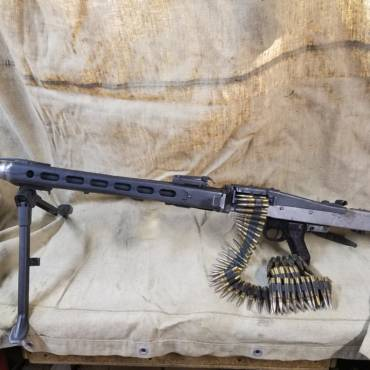 MG-34 – MG-43 – MG-53 SERVICE BUILDS & REPAIRS